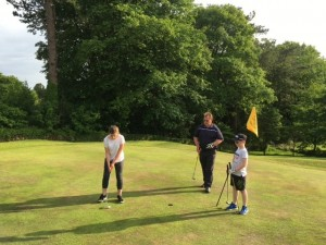 Juior Golf at GFGC